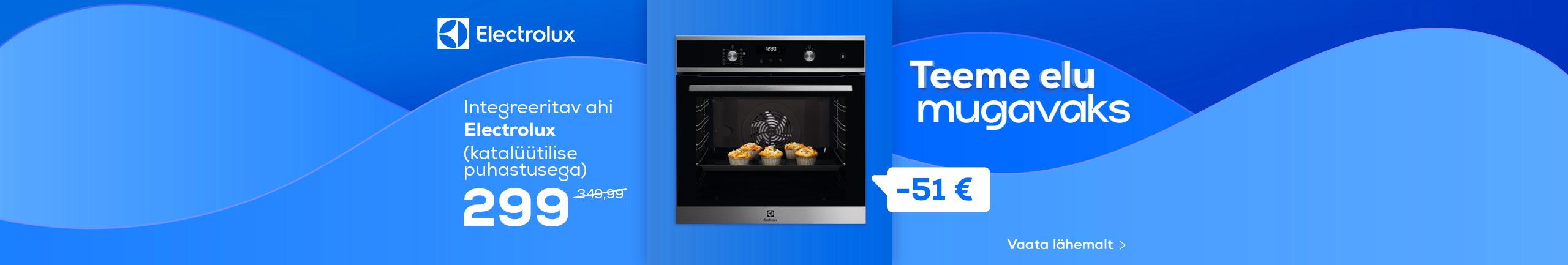 NPL We make life easy! Built-in oven Electrolux