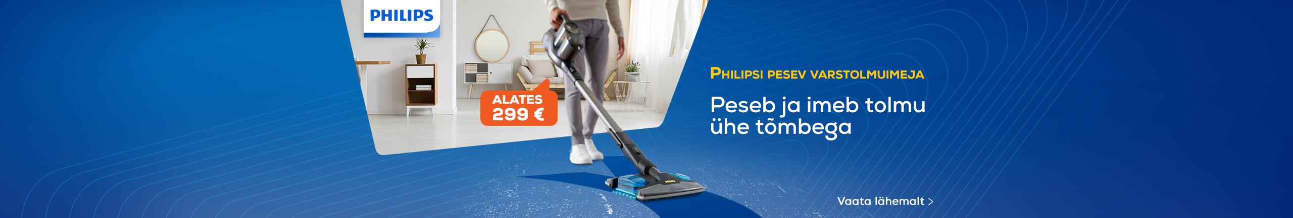 Philipsi pesev varstolmuimeja