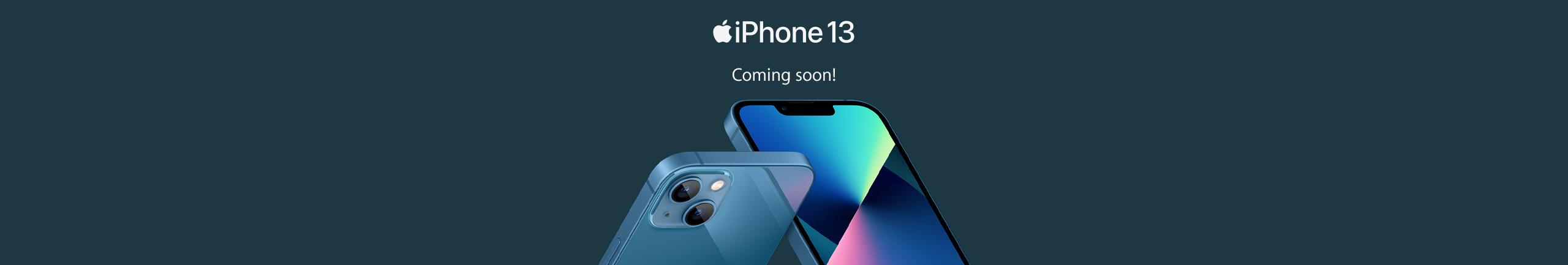 NPL Apple iPhone 13 coming soon