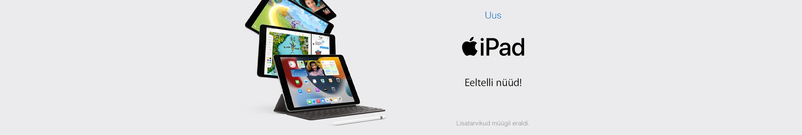 NPL Eeltelli  Apple iPad 2021
