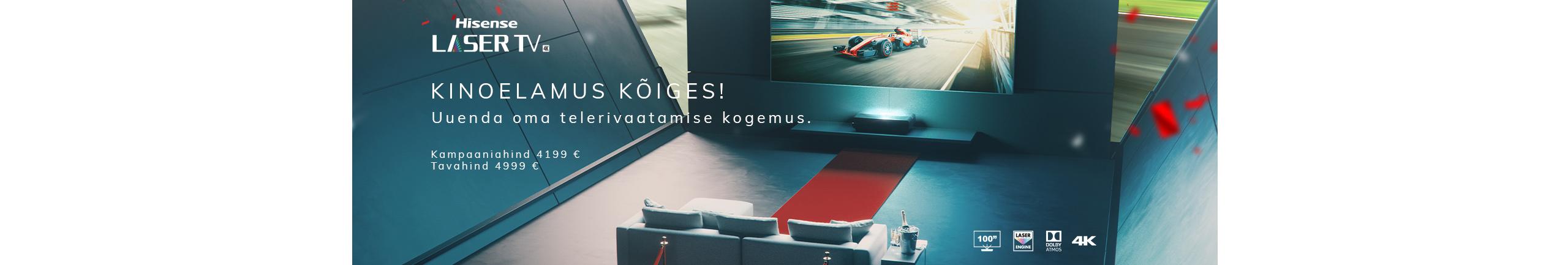 Hisense Laser TV 4k