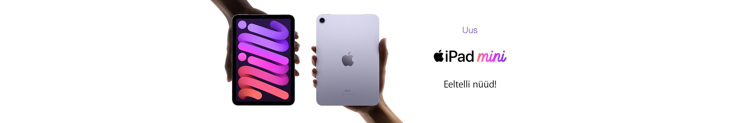 NPL Eeltelli  uus Apple iPad mini