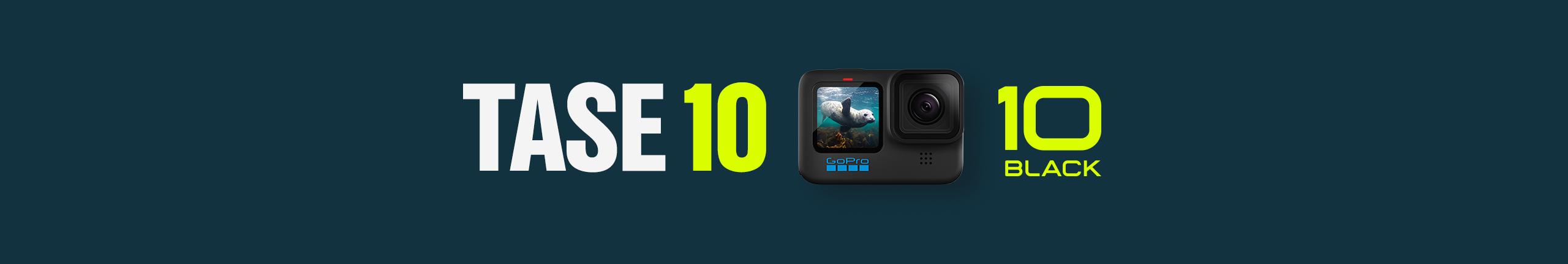 Seikluskaamera GoPro HERO10 Black