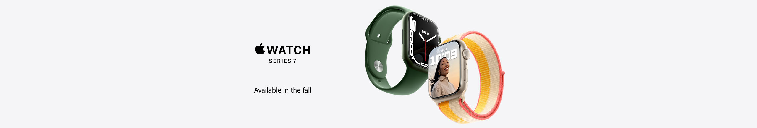 NPL Apple Watch 7 available in tha fall