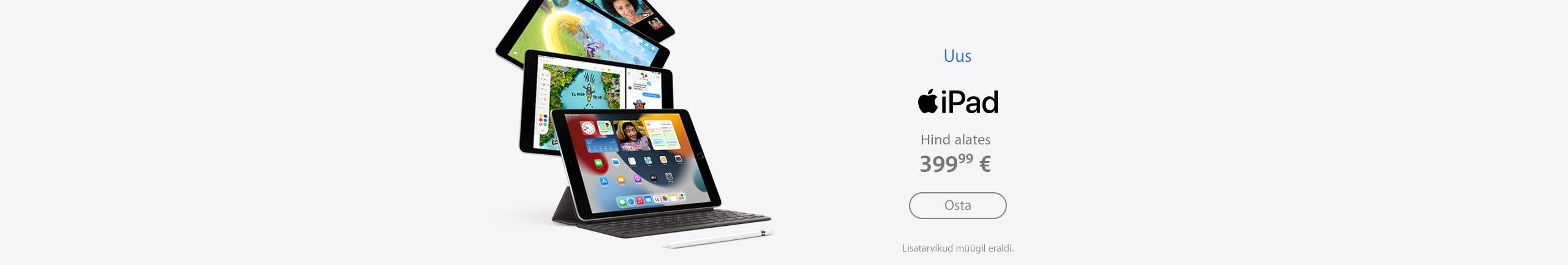 NPL Buy new Apple iPad 2021