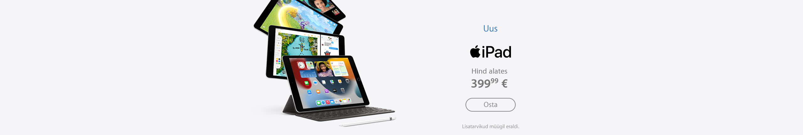 FPS Buy new Apple iPad 2021
