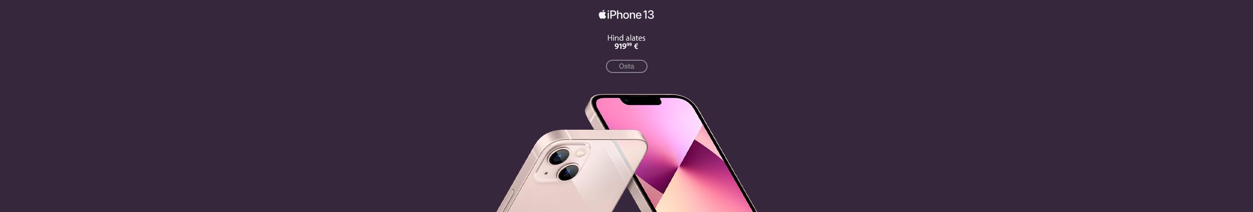 NPL Osta Apple iPhone 13