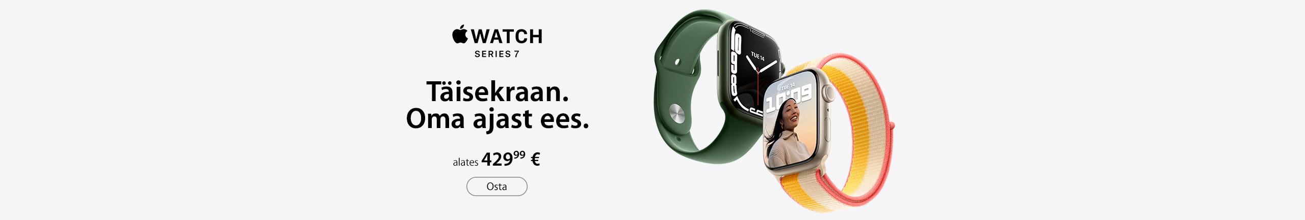 NPL Osta Apple Watch 7