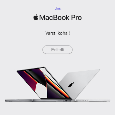 FPSmall Eeltelli uus Apple MacBook Pro