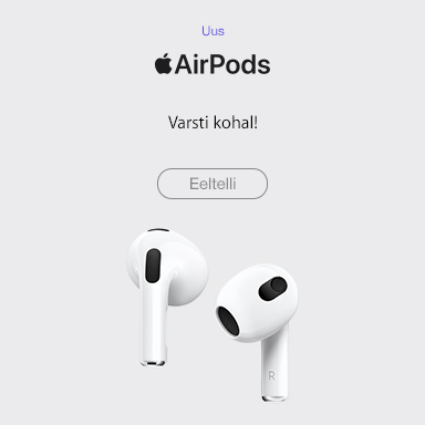 FPSmall Pre-order Apple AirPods 3