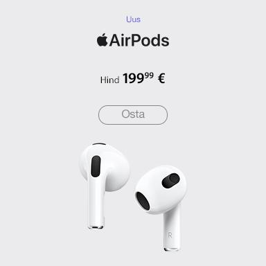 FPSmall Eeltelli Apple AirPods 3