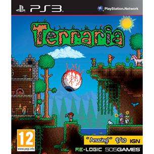 PlayStation 3 mäng Terraria