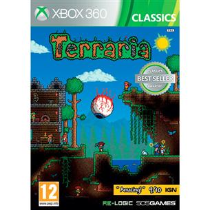 Xbox360 mäng Terraria