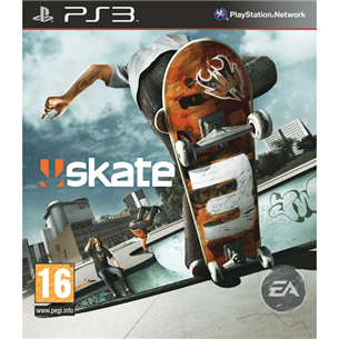 PlayStation 3 mäng Skate 3