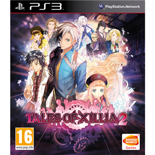 PlayStation 3 mäng Tales of Xillia 2