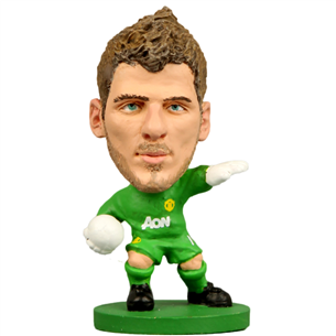 Kujuke David de Gea Man United, SoccerStarz