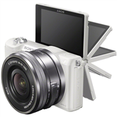 Гибридная фотокамера α5100, Sony / Wi-Fi, NFC