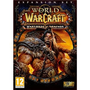 Arvutimäng WoW: Warlords of Draenor