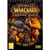 PC game WoW: Warlords of Draenor