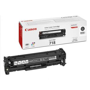 Tooner Canon 718BK
