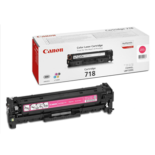Tooner 718M, Canon