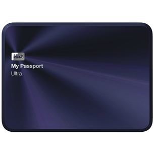 Väline kõvaketas My Passport Ultra 10th Anniversary Edition, WD / 1 TB