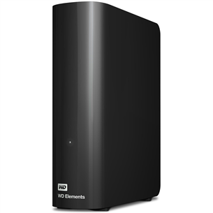 Väline kõvaketas Western Digital Elements Desktop (4 TB)