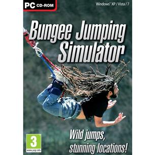 Arvutimäng Bungee Jumping Simulator