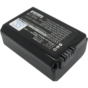 Battery NP-FW50 (Sony), CS
