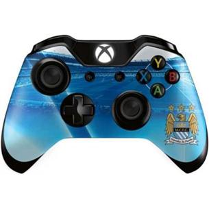 Xbox One mängupuldi kleebis Manchester City