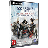 Arvutimäng Assassin´s Creed Birth of a New World – The American Saga Collection