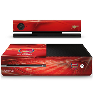 Xbox One mängukonsooli kleebis FC Arsenal