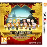 Nintendo 3DS mäng Theatrhythm Final Fantasy Curtain Call