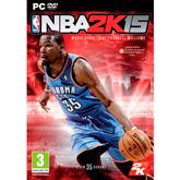 Arvutimäng NBA 2K15