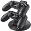 PlayStation 4 mängupultide laadija GXT 243, Trust