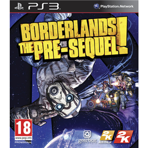 PS3 Borderlands: The Pre-Sequel