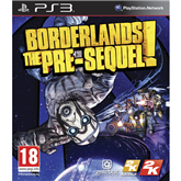PS3 Borderlands: The Pre-Sequel