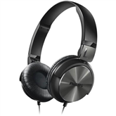 DJ-stiilis kõrvaklapid SHL3160BK, Philips