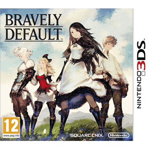 Nintendo 3DS mäng Bravely Default