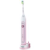 Elektriline hambahari Sonicare HealthyWhite Pink, Philips