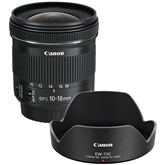 EF-S 10-18mm f/4.5-5.6 IS STM lens bundle, Canon