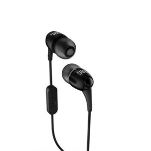 Mikrofoniga kõrvaklapid T100A, JBL