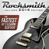 PlayStation 4 game Rocksmith 2014 Edition