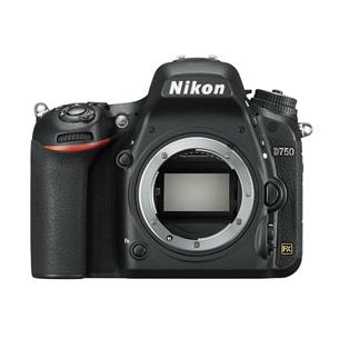Peegelkaamera Nikon D750 kere