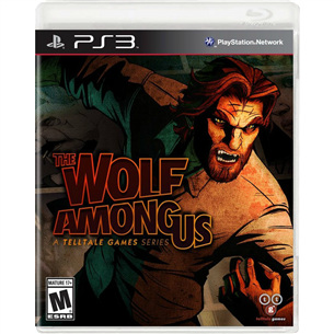 PS3 mäng The Wolf Among Us