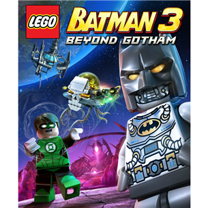 PC mäng LEGO Batman 3: Beyond Gotham