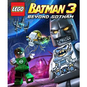 Nintendo Wii U mäng LEGO Batman 3: Beyond Gotham