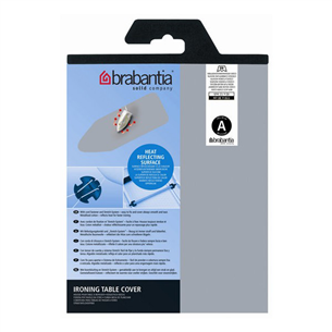 Ironing board cover Brabantia (A, 110 x 30 cm)