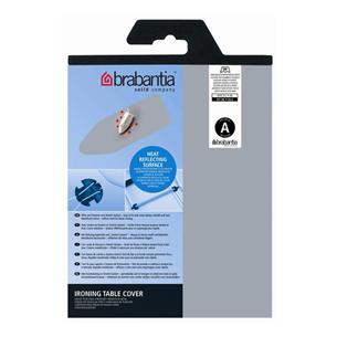 Ironing table cover, Brabantia / B, 124x38 cm