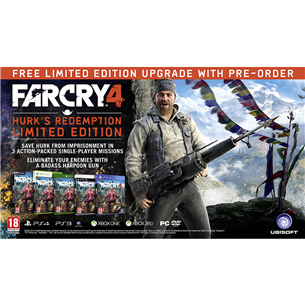 Xbox One mäng Far Cry 4 Limited Edition